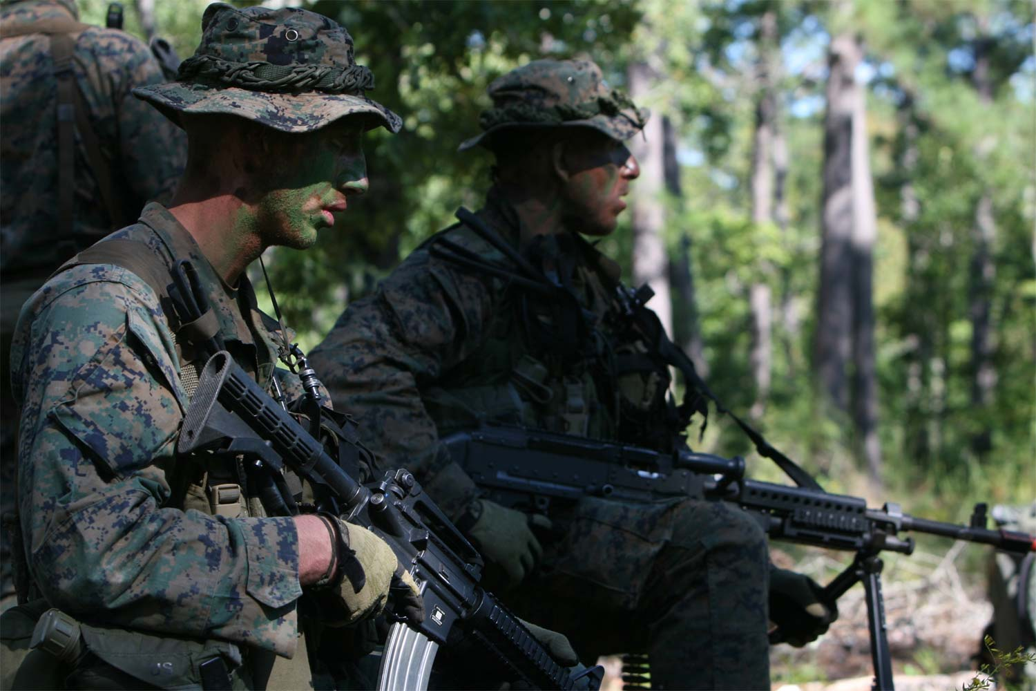 Special Forces • U.S. Marines • What it takes to be a Reconnaissance Marine