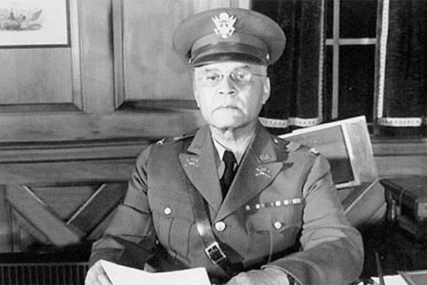 Brig. Gen. Benjamin O. Davis Sr.