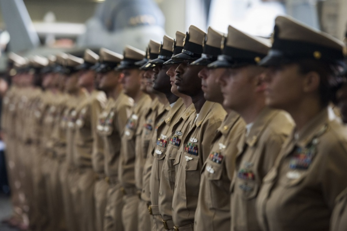 Navy Personnel Chief To Sailors You Have A Voice In Ratings