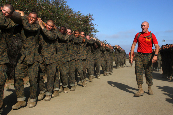 Joining The Marine Corps Overview Military Com