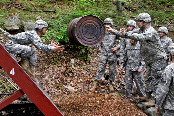 The Top 3 Reasons You Could Fail Basic Training | Military com