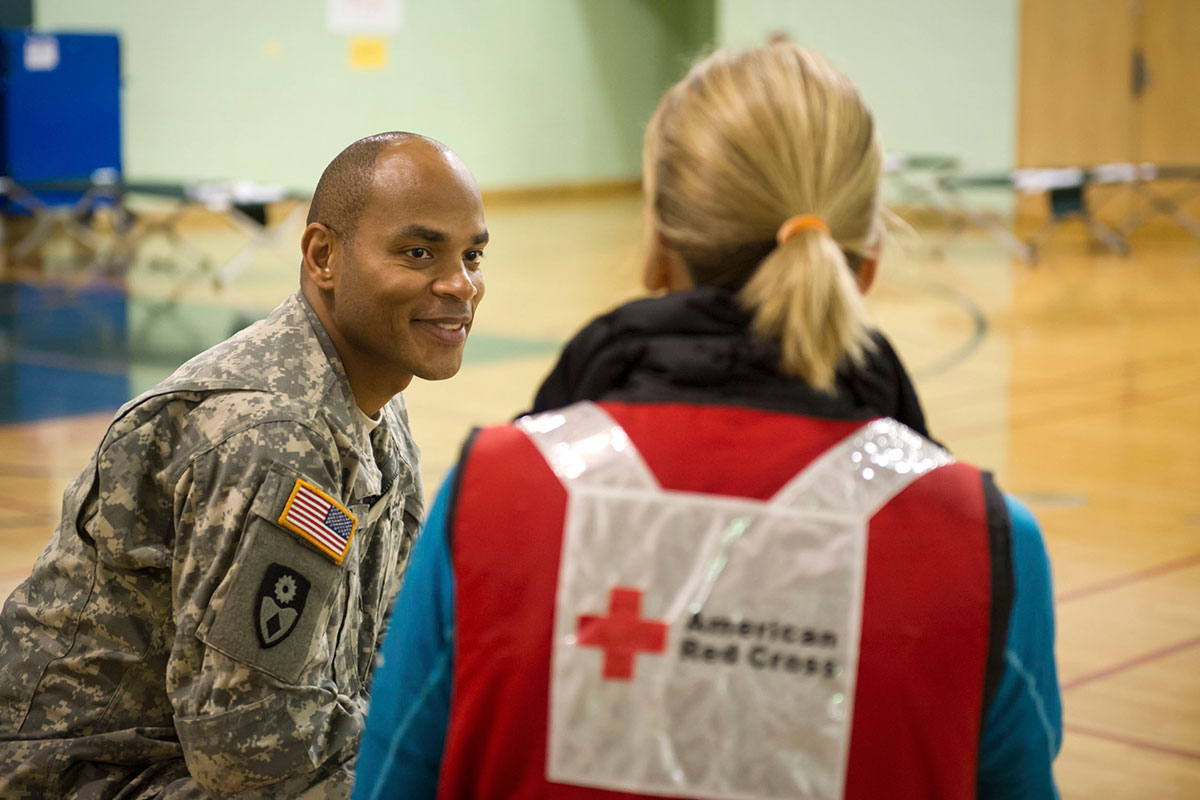 American Red Cross Military Resources Military