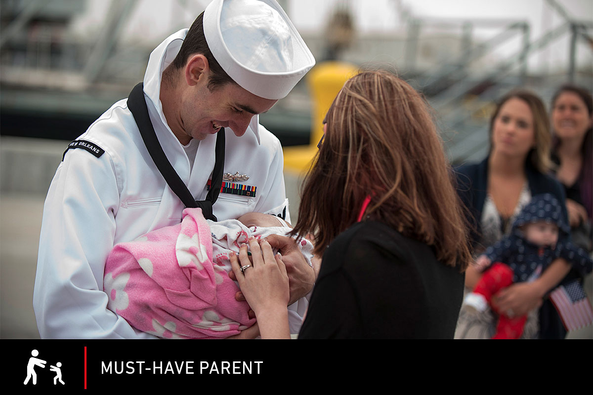 paternity leave for fathers New parental leave is a test for fathers: new york dads must step up.