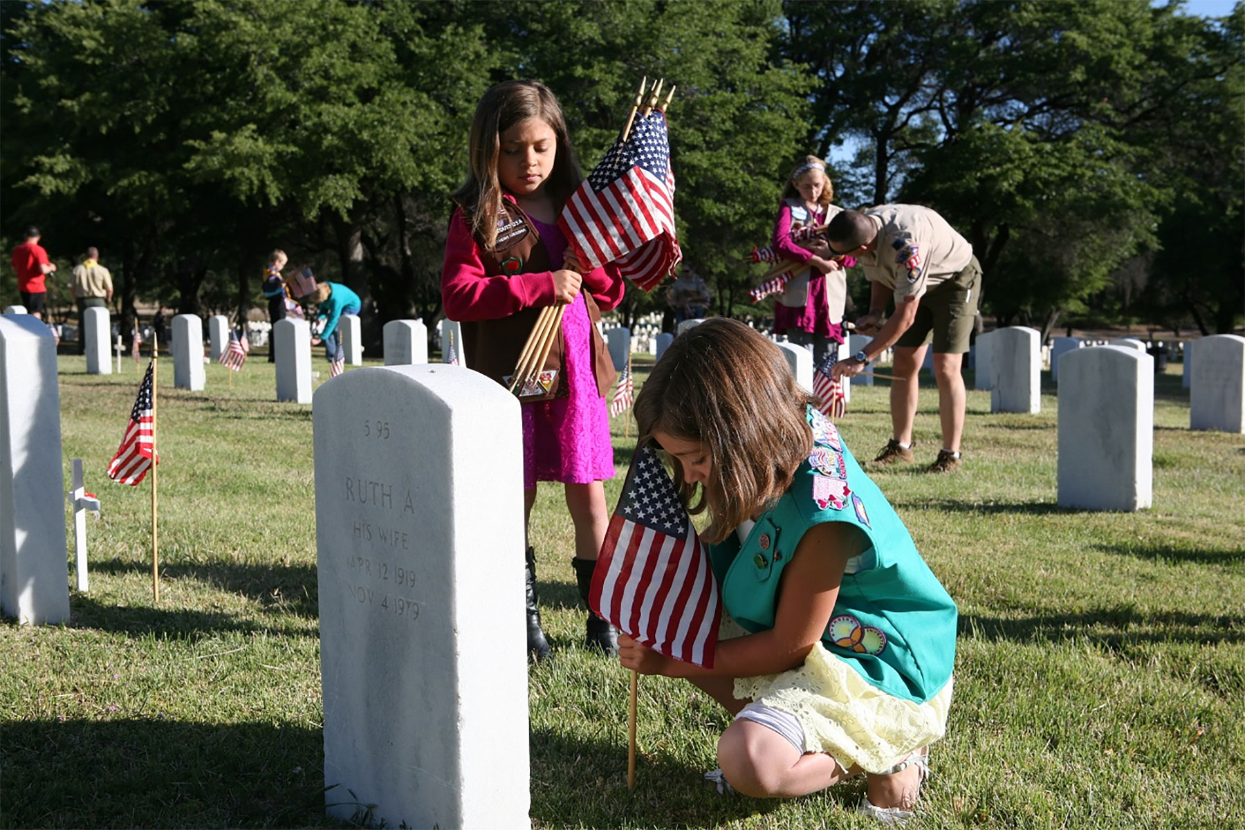 Commemorating Memorial Day With Kids Military Com
