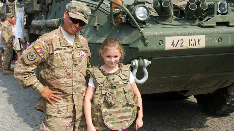 required family support during a military divorce