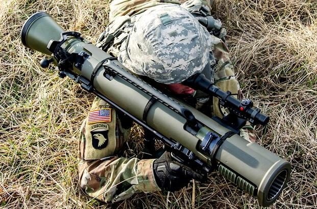 The U.S. Army has approved a requirement for 1,111 M3E1 Multi-Role Anti-Armor Anti-Personnel Weapon Systems, or MAAWS. Photo: U.S. Army.