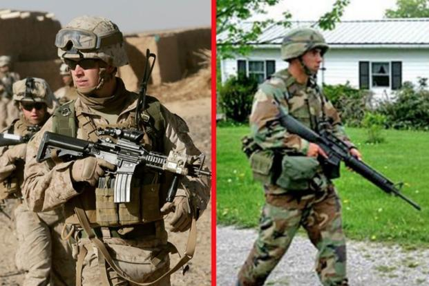 7 Reasons Why Active Duty Hate on Reservists | Military com