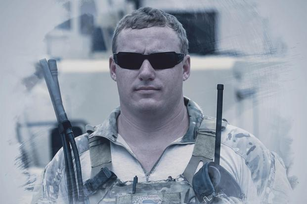 Staff Sgt. Christopher Lewis (Image: Air Force)