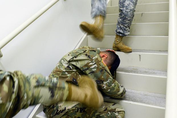 FILE PHOTO -- A sweeping new Pentagon order addressing harassment prevention in the armed forces includes an important deadline: Dec. 1, 2018 when a first-of-its kind report on hazing in the ranks from all Defense Department components is due. (Army Photo Illustration: David Vergun)