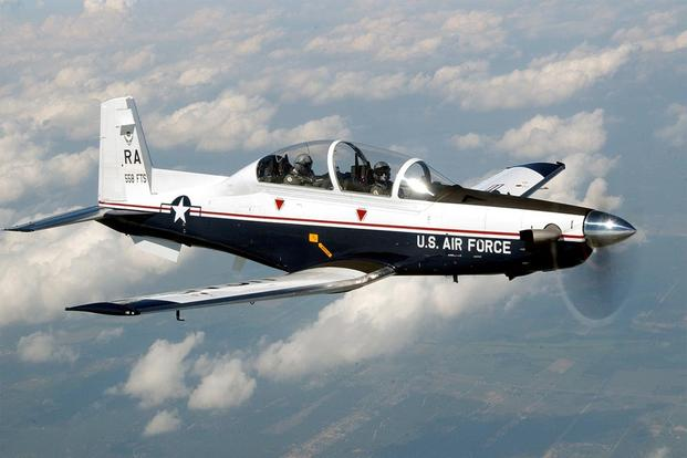 T-6 Trainers Restart Flights after Rash