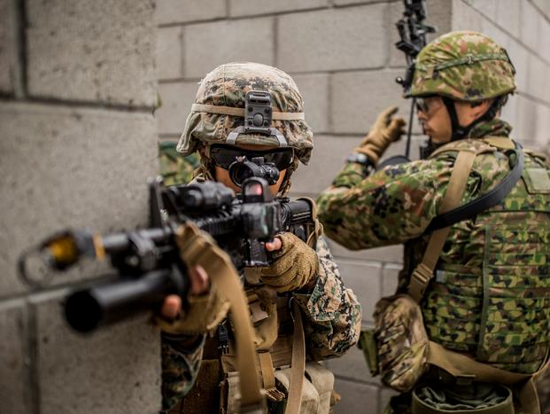 Marines Already Revamping Close Combat Ahead of Mattis