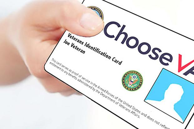 New veterans identification card. (Image: Department of Veterans Affairs)