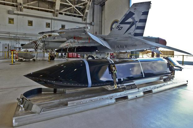 Live LRASM Test from F/A-18 Super Hornet Expected This Year