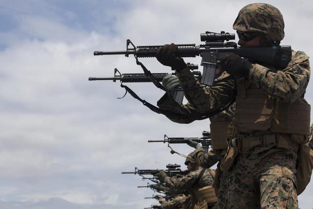 After Glitch, Marine Rifles Passing Safety Check