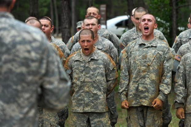 Basic Training Photos >> Summer Surge At Fort Benning Delays Basic Training For 423 Recruits