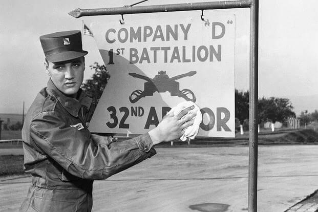 Tupelo to Seek German Ties Over Elvis Army Link   Military com