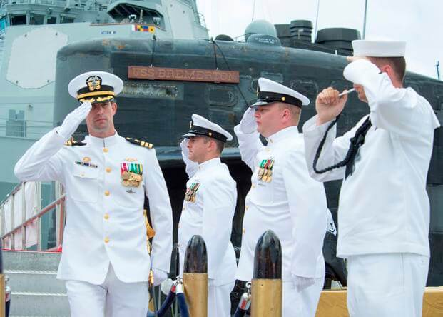 commander of the navy s oldest submarine fired amid investigation