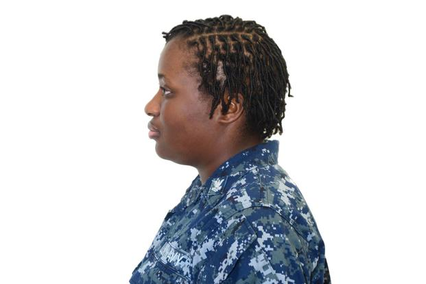 How To Get The Navy's New Female Hair Regs Right, In 5