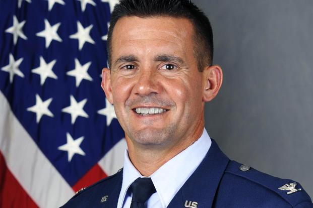 Colonel Charles M. Velino (U.S. Air Force Photo)