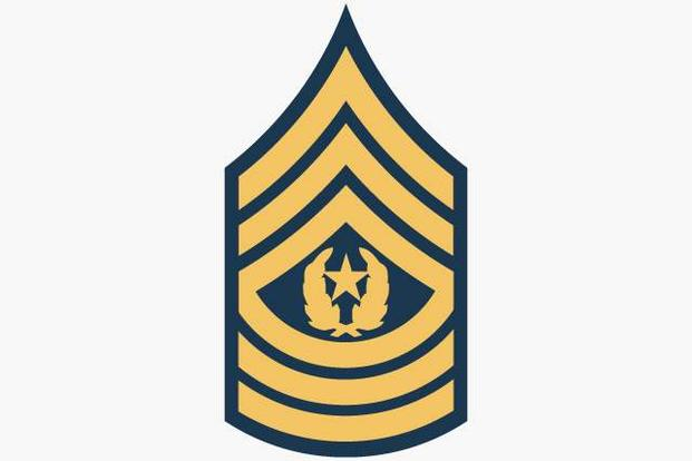 Army Command Sergeant Major (E-9)