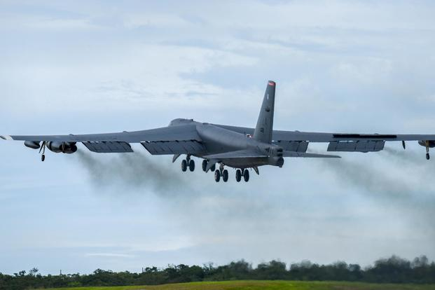 Despite South China Sea Tensions, Air Force Commander Sees No Overt