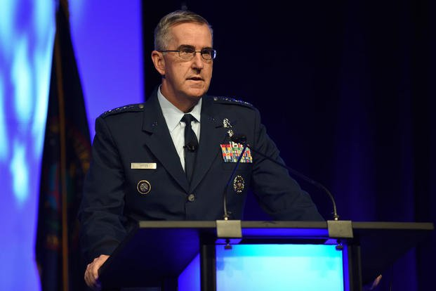 STRATCOM Chief Nominated for Vice Chairman of Joint Chiefs