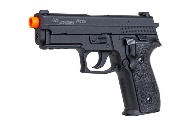 SIG AIR Pro Force P229 airsoft pistol (Photo: Sig Sauer)
