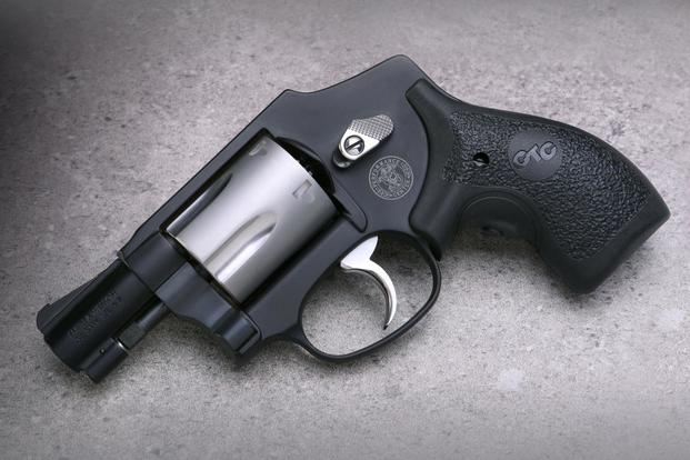 Smith & Wesson Unveils New Customized  38 Snub-Nosed