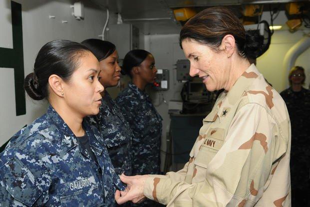 Navy Officer Ranks | Military com