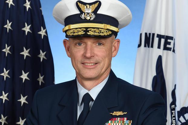 Rear Adm Kelly Named As New Coast Guard Academy