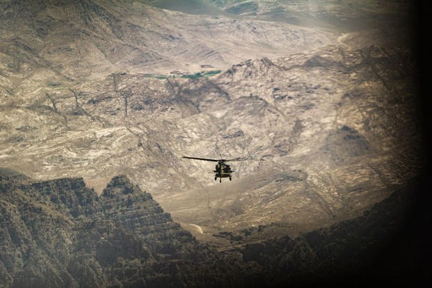 Afghans Report Firefight Involving US Troops | Military com