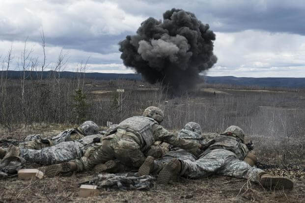 Alaska Soldier Killed During Live-Fire Training Exercise