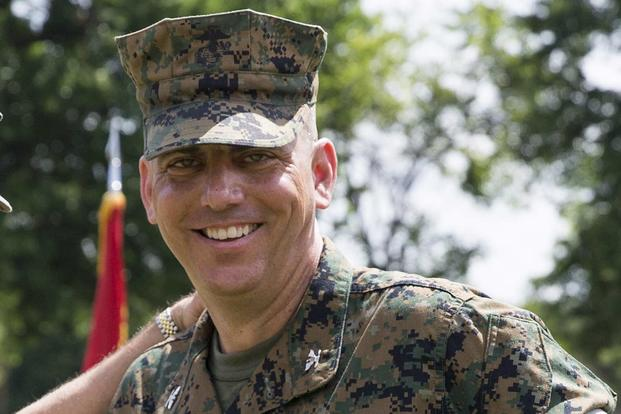 fired marine commanding officer was arrested on drunk