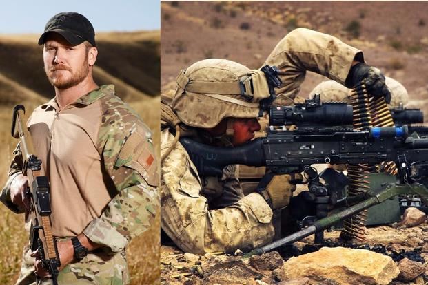 678397139 Here's Why Chris Kyle Wore a Ball Cap Instead of a Helmet | Military.com