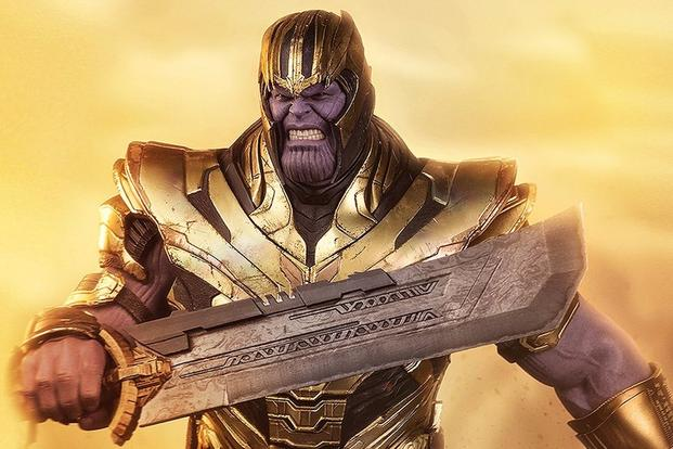 Vietnam Veteran Jim Starlin Created Thanos And The