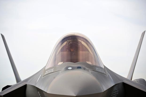Air Force Will Use Older F-35s to Simulate Enemy Fighters | Military com