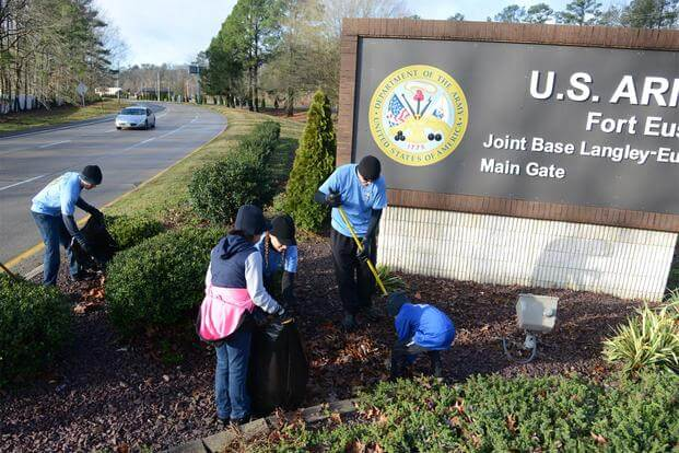 Fort Eustis Virginia Army Base Map on ft. eustis map, fort wadsworth base map, fort jackson sc army base map, joint base langley-eustis map,