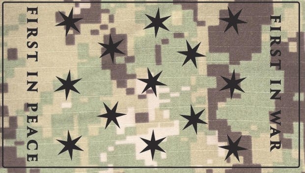 Navy Commands Begin to Roll Out Custom Patches for