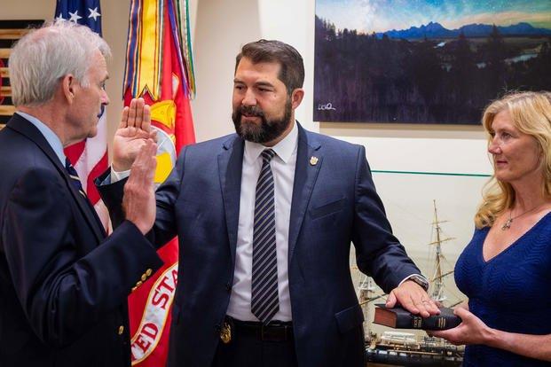 Secretary of the Navy Announces Omar Lopez as NCIS Director