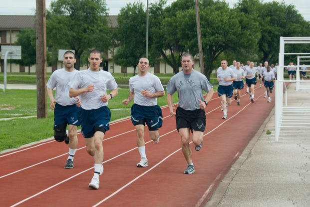 Air Force BMT Won't Scale Back PT Program Despite Deaths at