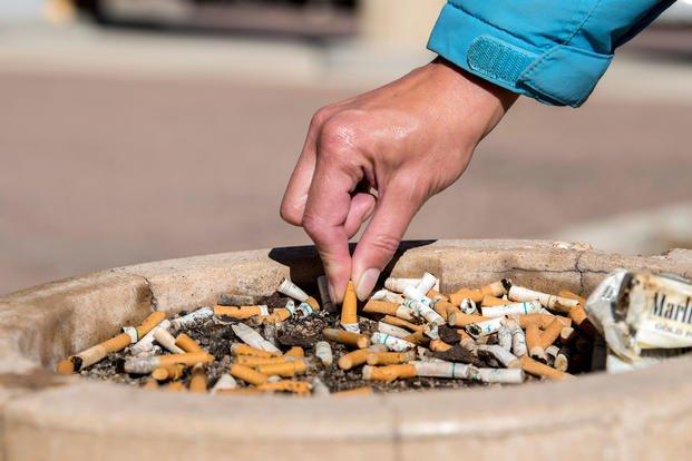 VA Hospitals to Ban All Tobacco Use, Vaping | Military com