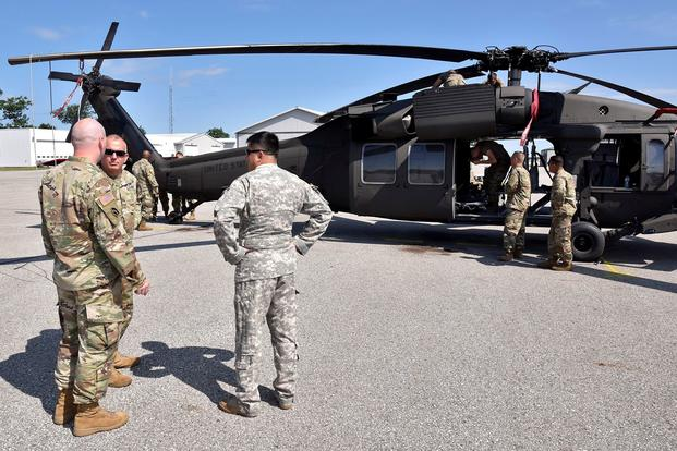 Delaware Army National Guard Unit Deploying to Middle East