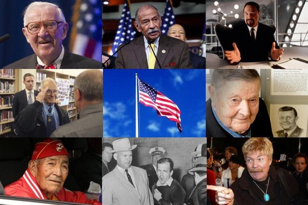 In Memoriam Famous Veterans Who Died In 2019 Military Com