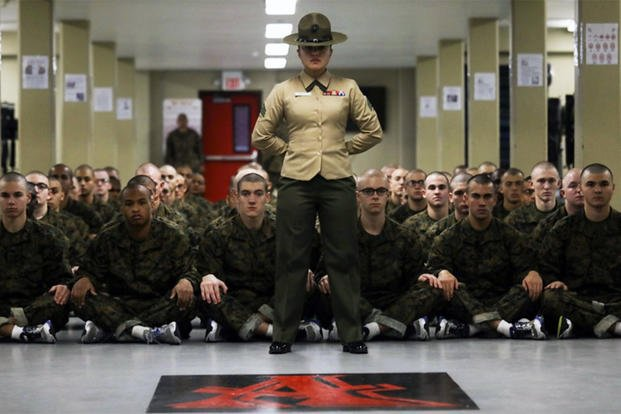 us air force boot camp