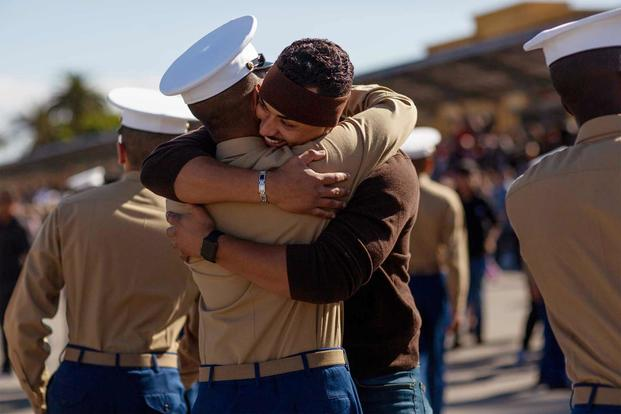 Marine Corps Army Bar Families From Boot Camp Graduations As Virus Spreads Military Com