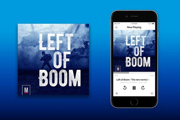 Left of Boom Podcast by Military.com