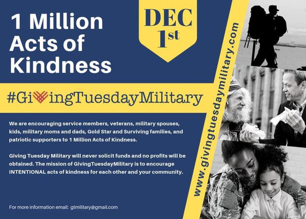1 million of acts of kindess