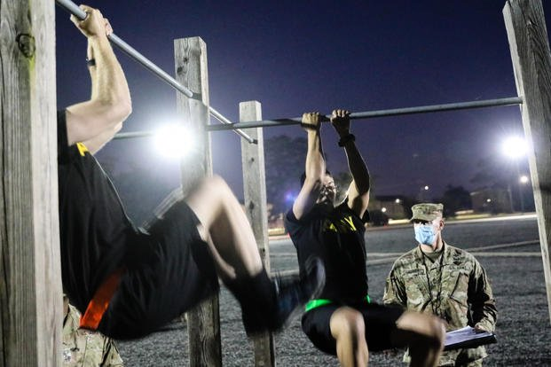 ACFT Army Combat Fitness Test