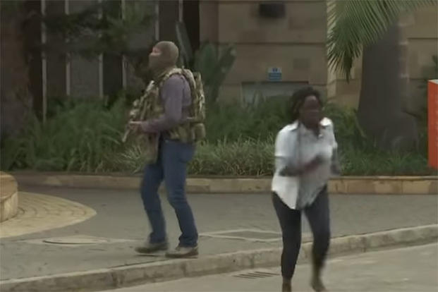 video of nairobi attack may show us navy seal