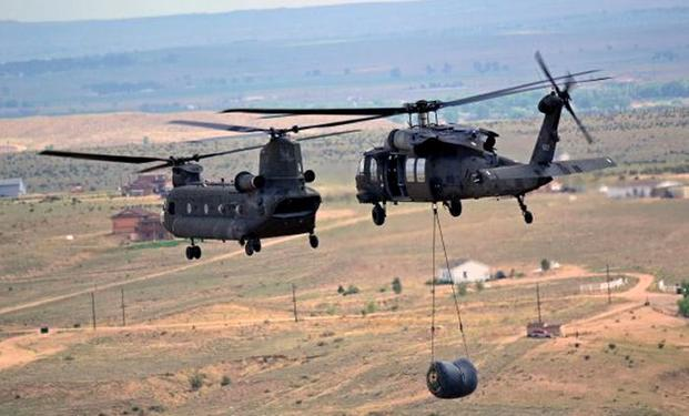 Army Wants New Radio For Helicopters Drones